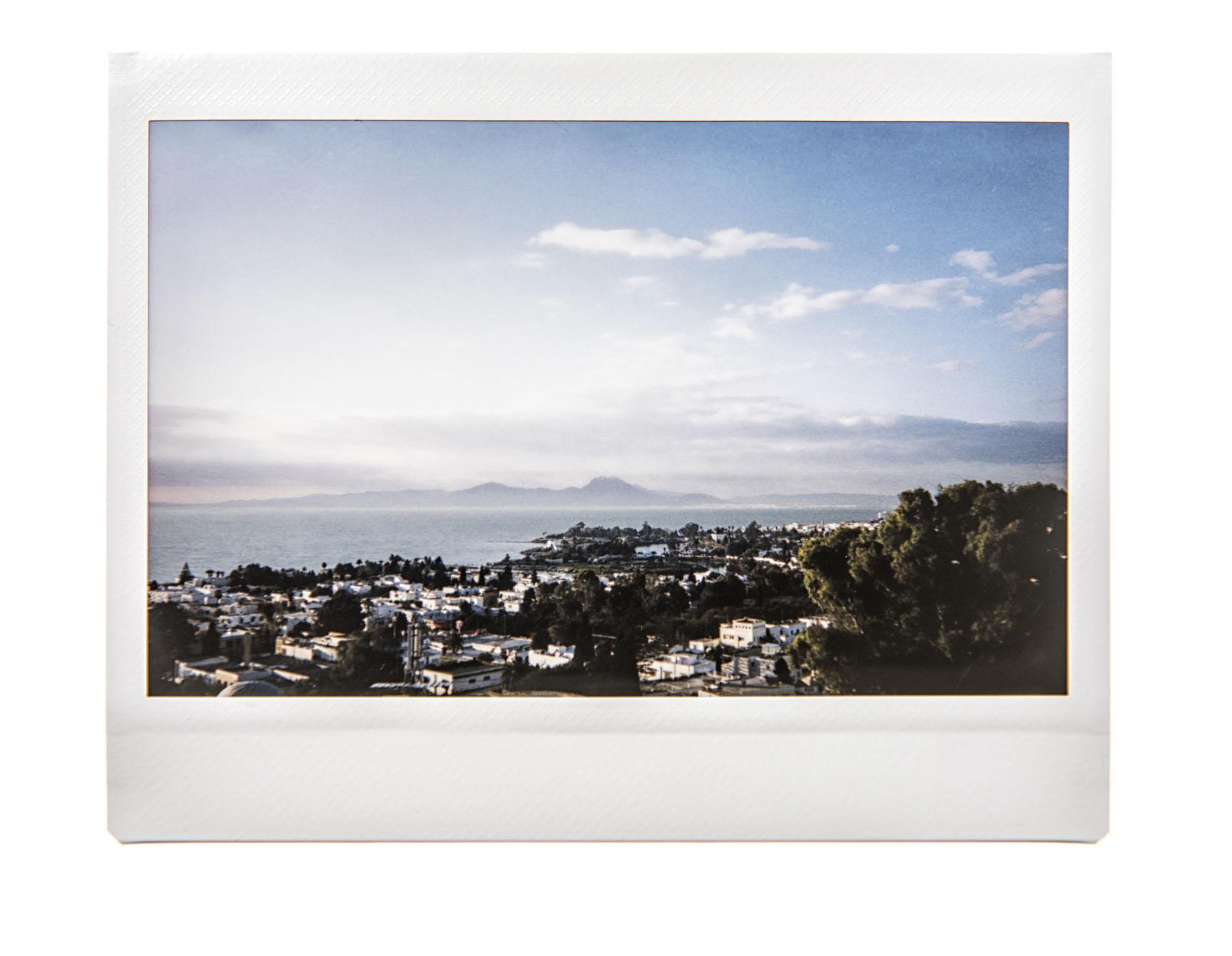 Polaroid Collages Travel Dan Vojtěch Blog